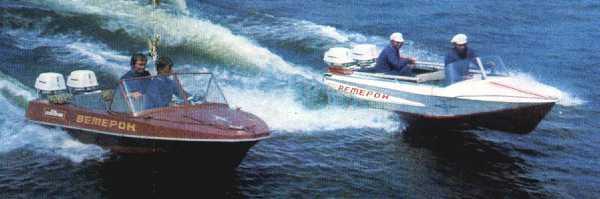 какая лодка для реки обь